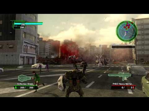 Earth Defense Force 2025: Xbox 360 Review
