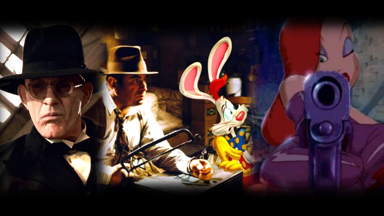 Who Framed Roger Rabbit: Dramatic Fan-Trailer - YouTube