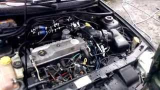 видео Заводим форд мондео 4 дизель в минус 22