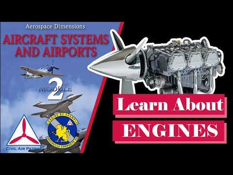 Learn about Aircraft Engines - Aerospace Dimensions Module 2, Chapter 1 Part 1 of 2