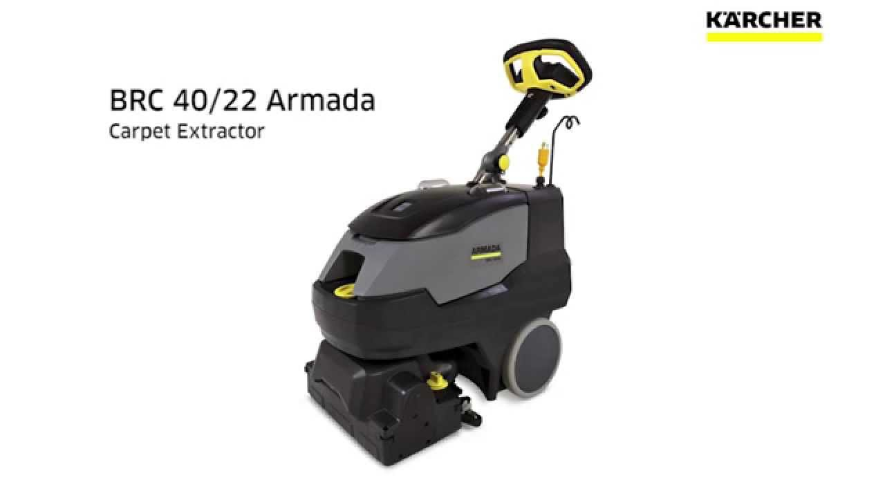 Windsor Karcher Group Brc 40 22 Armada Product Video