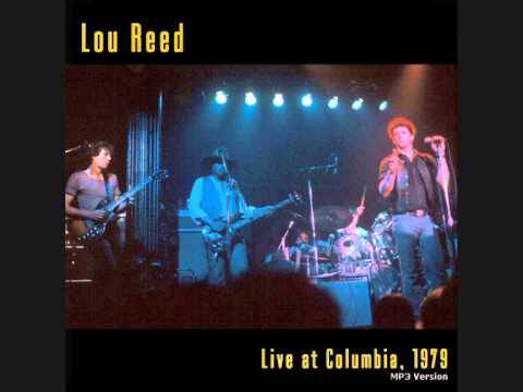 Lou Reed - All Through The Night ( Live at the McMillan Theater, Columbia University, New York )