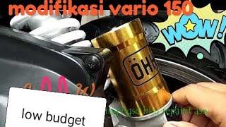 vario 150 modif low budget!! (netijen baper dilarang nonton)