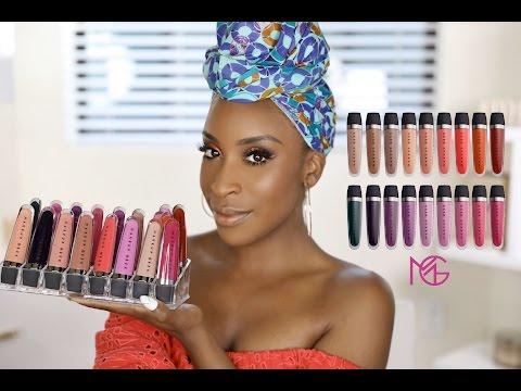 First Impressions: MUG Creme Stain + Lip Swatch | Jackie Aina
