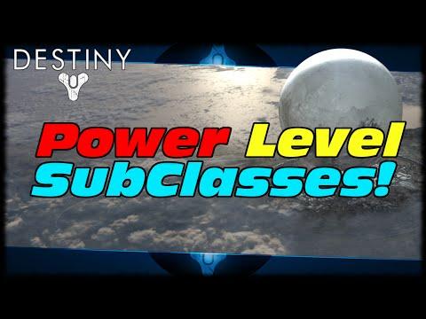destiny 2 how to get up power level