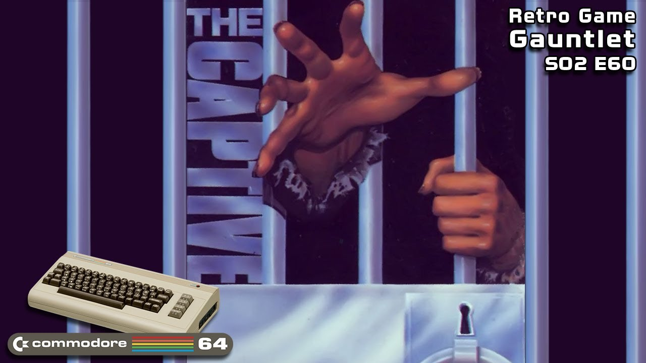 RGG S02E60 - The Captive [C64]