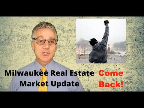 Milwaukee August 2020 Market Update!