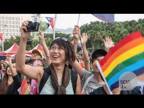 Meet Hong Kong's first transgender Democratic Party member