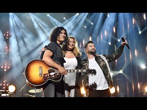 Dan + Shay Feat. Tori Kelly - Speechless (Billboard Music Awards 2019 Performance)