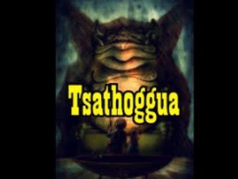 28 Tsathoggua Mitología HP LovecraftMitos de Cthulhu