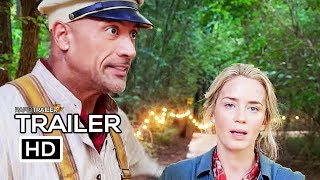 JUNGLE CRUISE Official Teaser Trailer (2019) Dwayne Johnson, Emily Blunt Disney Movie