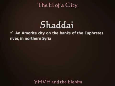 3.3 - The El of a City