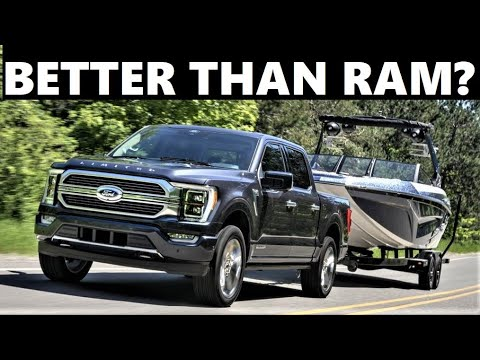 2021 Ford F-150: Is The New F-150 The Best Truck To Buy Now???