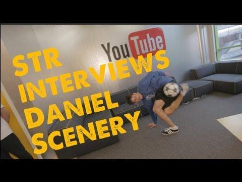 STR interviews Daniel Scenery - Mind Body Sole | STRskillSchool