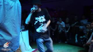 BattleMC Romania Oliniutza vs Mercas (editia 2015)