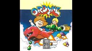 NEC PCEngine  gameplay 🔵 Ordyne 🔴