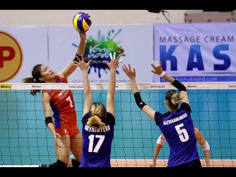 HL   AVC Cup For Women's 2018   Final 9-10   PHI - KAZ