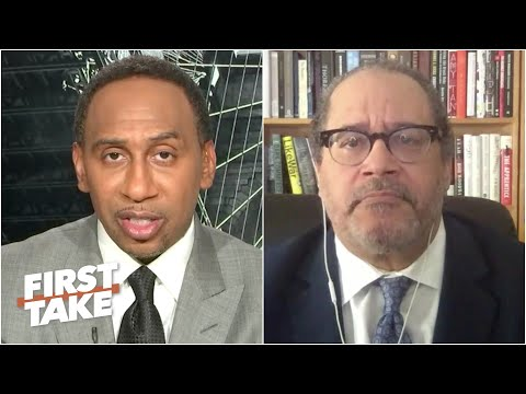 Stephen A. & Dr. Michael Eric Dyson discuss Americans protesting ...