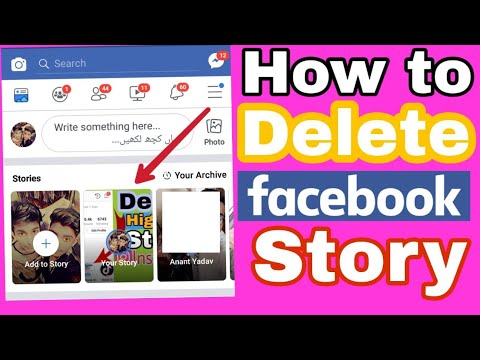 How to delete facebook app