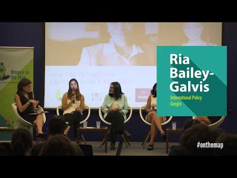 WOMAP Talks: Advancing Women's Leadership in Technology and International Relations
