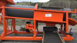 Gold Mining Trommel Wash Plant for Placer Mining