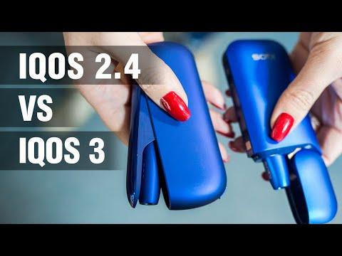 Iqos 2.4 или 3 Iqos?!