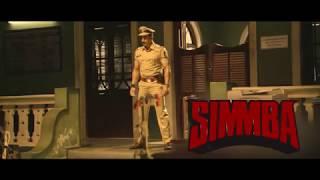 Simbaa Movie Action Scenes By Ranveer Singh | Rohit Shetty | Simbaa Movie