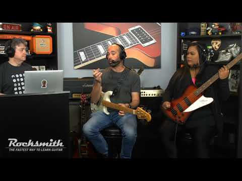 Rocksmith Remastered - Advanced Exercises, Vol. 1 - Live From Ubisoft Studio SF