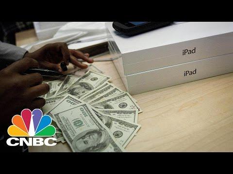 Apple Invests $1B In Softbank's Vision Fund | CNBC