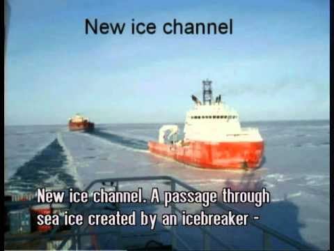 Part I Ice Conditions and ice types With English subtitles