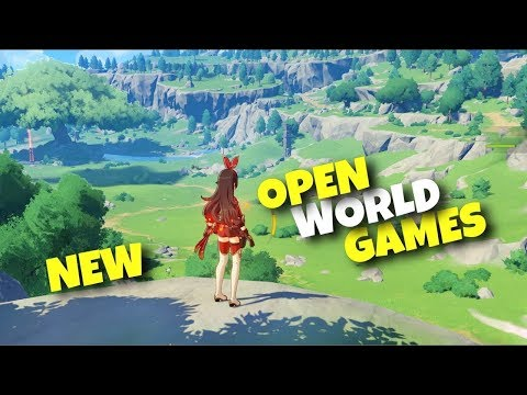 Top 10 Games Open World for Android and iOS 2019