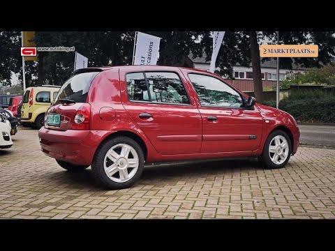 Renault Clio II buyers review