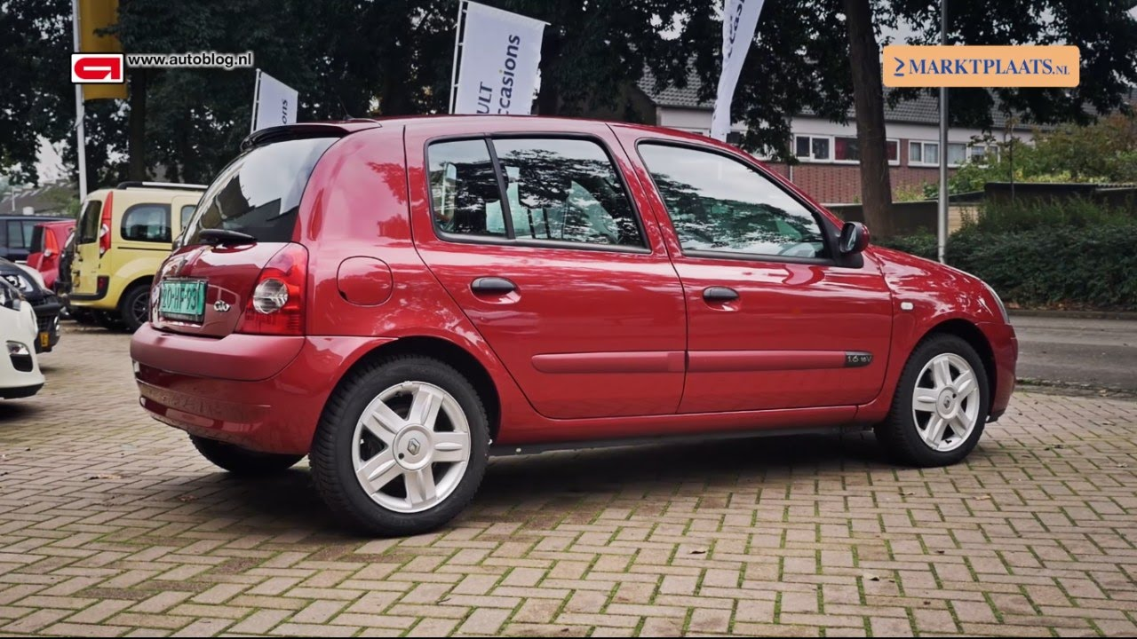 hight resolution of renault clio ii buyers review