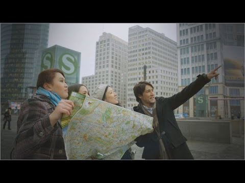 SPIELZUG: Ins Film-Business geschnuppert
