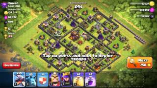 PENIS BASE !? CLASH OF CLANS!