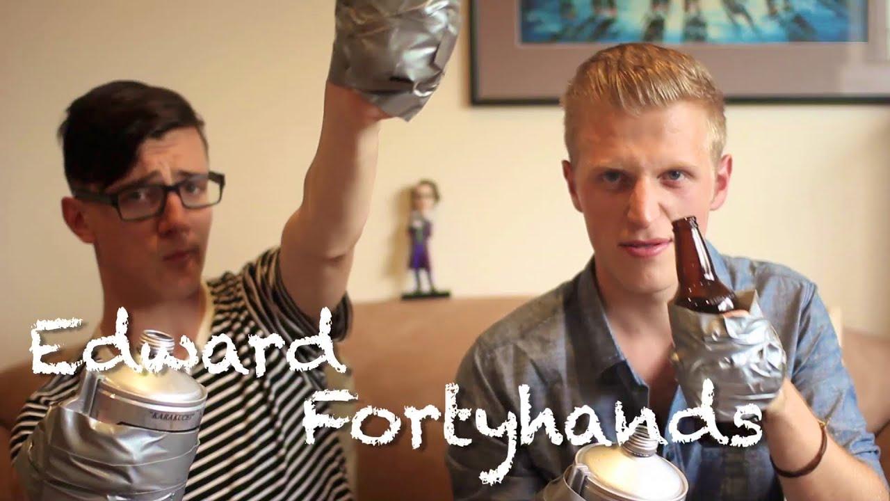 Edward Fortyhands