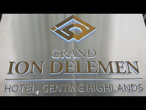 Review 2Days 1Night Stay In The @Grand Ion Delemen Hotel, Genting Highlands 26&27/3/2018