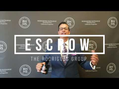 A-Z with The Rodrigues Group | E ~ ESCROW | Home Talk