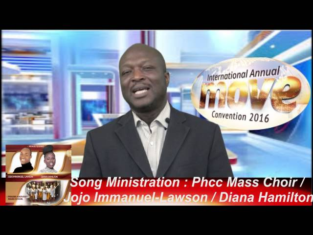 MOVE 2016  Praise Harvest Community Church - UK