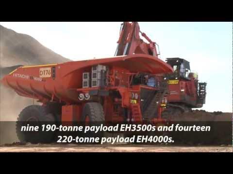 Middlemount Coal Mine - Challenge (2 Of 4) HD | Hitachi Construction Machinery Australia