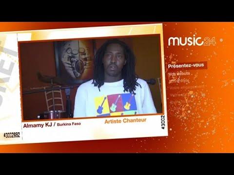 MUSIC 24 - Burkina Faso: Almamy KJ, Artiste