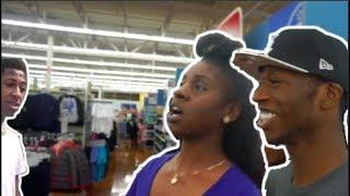 We Saw NBA Youngboy At Walmart!