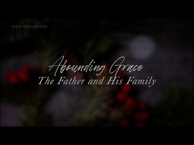 The Father and His Family | Sam P. Chelladurai | Sunday Service | AFT Church| 20-Dec-2020
