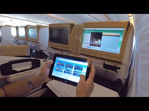 Flight Report | Emirates EK613 | B777-300ER Business Class | Flight From New Islamabad Airport - DXB