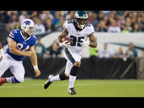 Ronald Darby vs Bills (Preseason Week 2) - INT! Return! | 2017-18 NFL Highlights HD