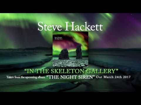 STEVE HACKETT – In The Skeleton Gallery (Album track)