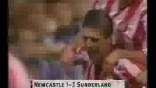 Niall Quinn's header against the scum