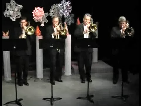 Radio Sausalito Christmas Special - Featuring the SF Symphony Trombones!
