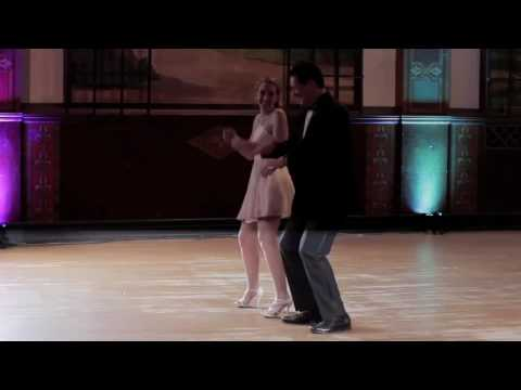 Hysterical Surprise Father Daughter Wedding Dance