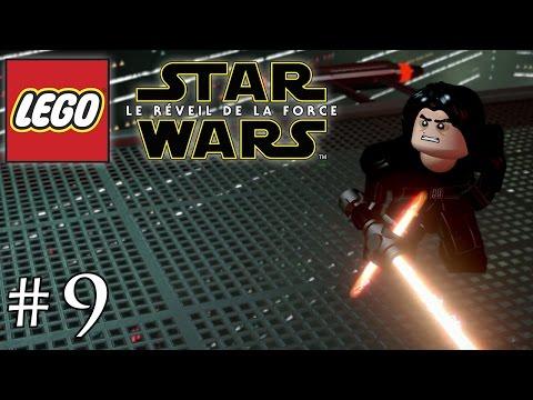 LEGO Star Wars Le Réveil de la Force FR #9 streaming vf